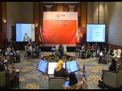 Thúc đẩy hợp tác toàn diện giữa các nước ASEAN trong lĩnh vực kinh tế