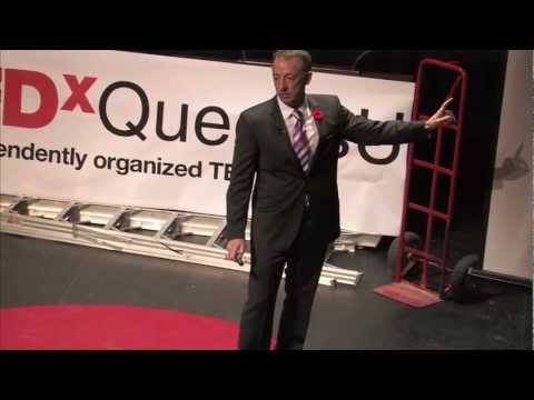 Are we Designed to Fail? Dean Tripp at TEDxQueensU