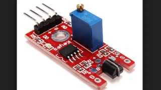 Arduino tutorial about the Human touch sensor from the 37 sensor kit. KY-036 Link to code: ...