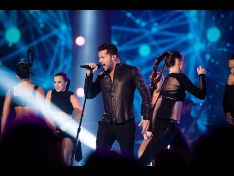 Ricky Martin - Come With Me (The Voice Australia)