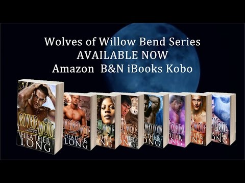Wolves of Willow Bend Series by Heather Long