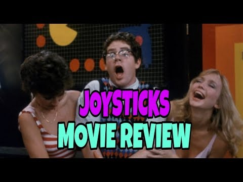 Joysticks (1983) Movie Review - One Button Joystick Ep.4