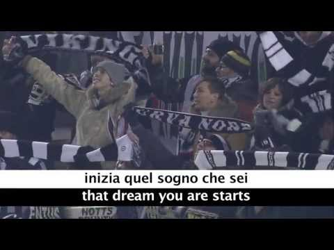 Tekst piosenki Juventus Song - Juve, Storia di un grande amore po polsku