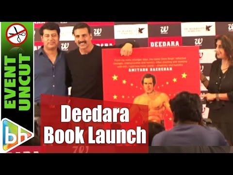 UNCUT: Akshay Kumar ROCKS At Deedara Book Launch  