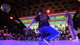 Gucchon vs Acky – POPPING FOREVER JAPAN 2017 JUDGE CALL-OUT BATTLE