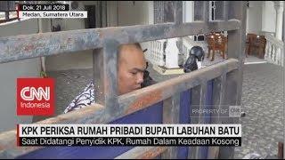 Download Video KPK Periksa Rumah Pribadi Bupati Labuhan Batu MP3 3GP MP4