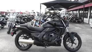 5. 001116 - 2014 Honda CTX700N - Used motorcycles for sale