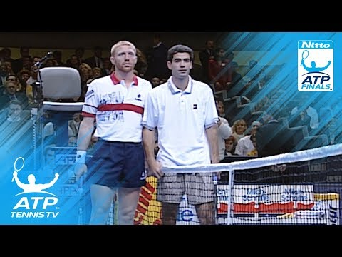 Becker Vs Sampras: ATP Finals 1994 Final Highlights