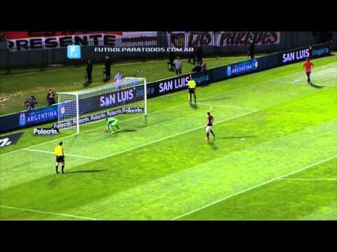 La definición por penales. River 0 (4) – Colón 0 (2). 8vos. Copa Argentina
