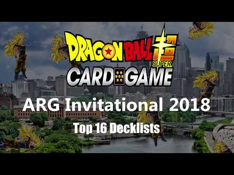 ARG DBS Invitational 2018 Top 16 Decklists