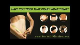 It Works Body Wrap Before & After Photos - YouTube