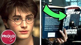 Download Video Top 10 Harry Potter Easter Eggs You Missed MP3 3GP MP4