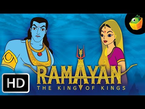 Video Ramayan Full Movie In English (HD) - Compilation of Cartoon / Animated Devotional Stories For Kids download in MP3, 3GP, MP4, WEBM, AVI, FLV January 2017