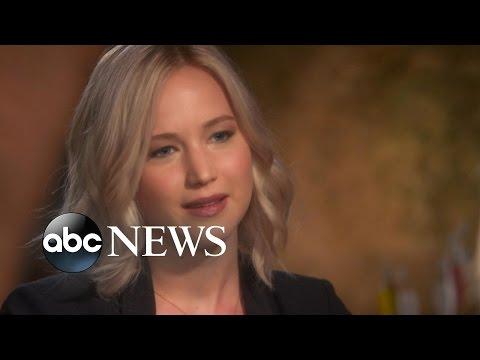 Hollywood's Gender Pay Gap: Jennifer Lawrence