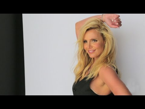 Britney Spears – Women's Health Mag (Extended Behind the Scenes)