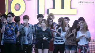 Download Lagu 120825 여수 한중가요제 - 소녀시대, EXO, 아이유 ending 리허설 [DC SY GALL].mp4 Mp3