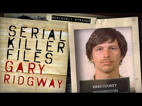 The Green River Killer - Gary Ridgway | SERIAL KILLER FILES #31