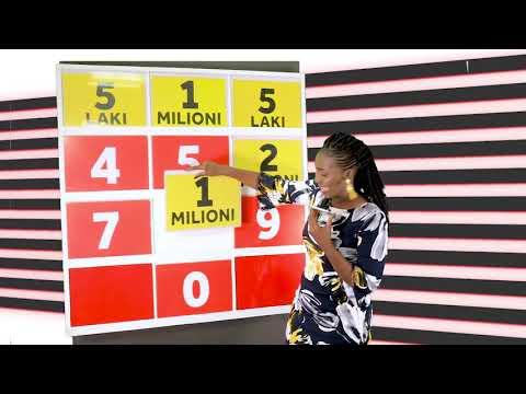 SUPAMZUKA JACKPOT: Hawa Ndiyo Mamilionea VALENTINE