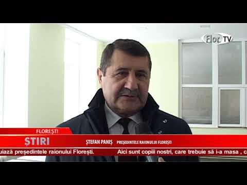 """Cantină nouă pentru Liceul Teoretic ,,Miron Costin"""" din Florești"""