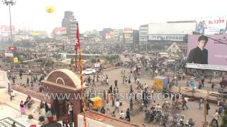 Patna India  city pictures gallery : Bustling streets of Patna city, Bihar