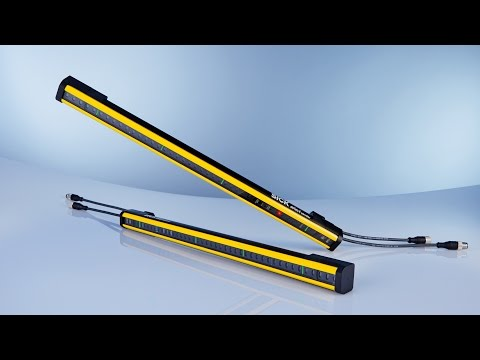 deTec4 Prime safety light curtain
