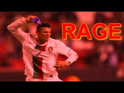 Fifa Funnies %7C Ronaldo Gets Angry%21%21