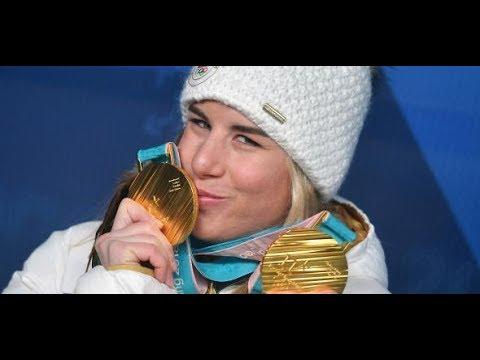 Ski- und Snowboard-Gold: Ester Ledecka sorgt für se ...