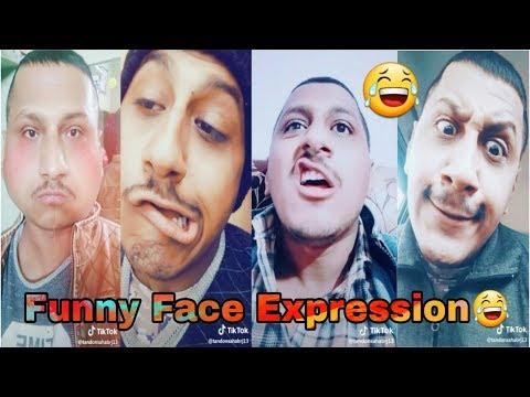 Funny Face Expression  Tik Tok Fun Compilation  #Tik_Tok Funny Step  Comedy Video 2019