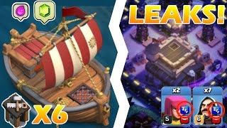 Video CLASH OF CLANS: Top 10 INSANE update LEAKS 2017!!! MP3, 3GP, MP4, WEBM, AVI, FLV Mei 2017