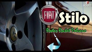 Fiat Stilo Suspensão a Ar + Rodas Volcano R.18 + CAR FIXA CLUB = SCARD FILMS