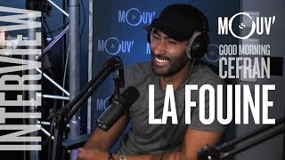 """LA FOUINE : """"Au lieu de payer un clip, certains se payent des streams"""" #MORNINGCEFRAN"""