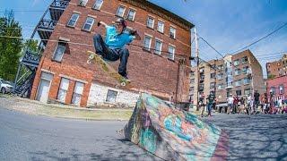 Comet Skateboards X Skate Invaders    Ithaca Skate Jam 2015