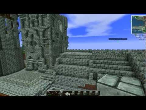 Ciudad Medieval Minecraft || El Puerto 5ª parte || Mas ciudad que pueblo....
