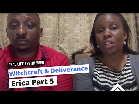 Bamboo Presents Erica Mukisa's Testimony of Witchcraft & Deliverance pt 5