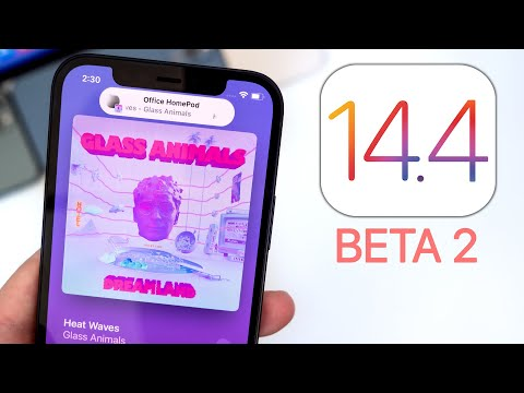 iOS 14.4 Beta 2 Released - What's New?