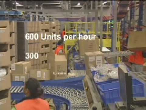 Order Fulfillment System - Distribution - Customer Testimonial