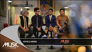 Video Yovie & Nuno - Dia Milikku - Music Everywhere MP3, 3GP, MP4, WEBM, AVI, FLV November 2017