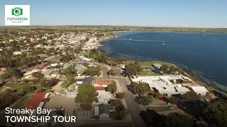 Streaky Bay Australia  city pictures gallery : Streaky Bay Township Tour