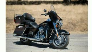 7. 2013 Harley-Davidson Electra Glide CVO Ultra Classic - Details, Info