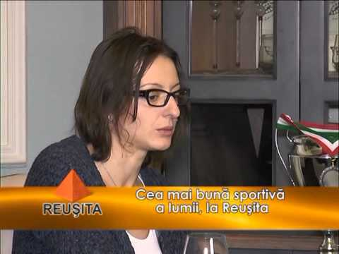 Emisiunea Reușita – Ana Maria Brânza – 28 martie 2015