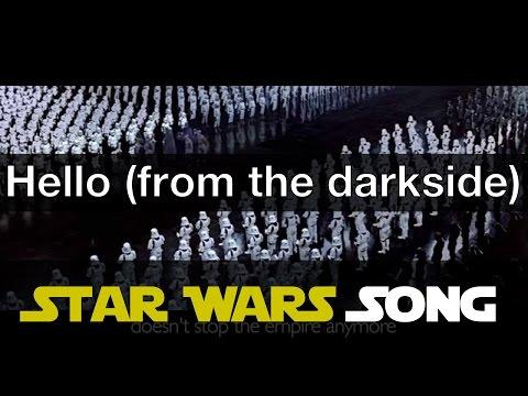 Hit od Adele pronikl i do Star Wars. Podívejte se video
