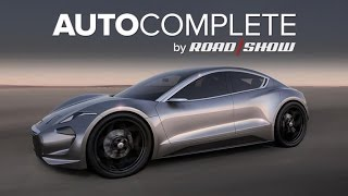 AutoComplete: Henrik Fisker is back with a new EV, the EMotion by Roadshow