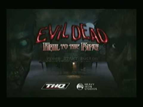 evil dead - hail to the king sega dreamcast rom