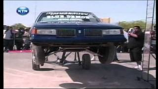 Ajabu: Car Competition Gone Wrong