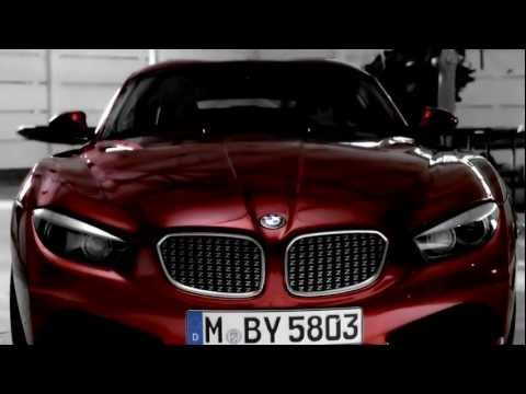 BMW Zagato Coup promo [short version]