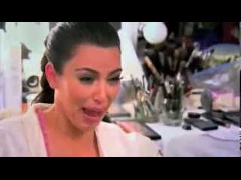 Kim Kardashian's Best Ugly Crying Moments