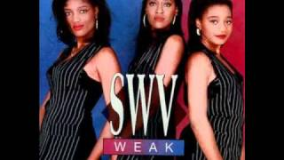 SWV Weak (Bam Jam Extended Jeep Mix)