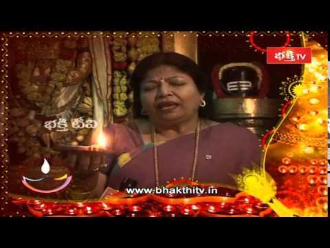 Dr Shobha Raju Speaks about Koti Deepothsavam 2014