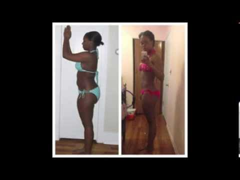 p90x and Insanity results
