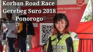 Video Korban Road Race Gerebeg Suro Ponorogo 2018 MP3, 3GP, MP4, WEBM, AVI, FLV Mei 2019